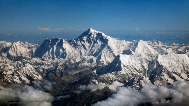 Эверест. Фото shrimpo1967 (CC BY-SA 2.0)
