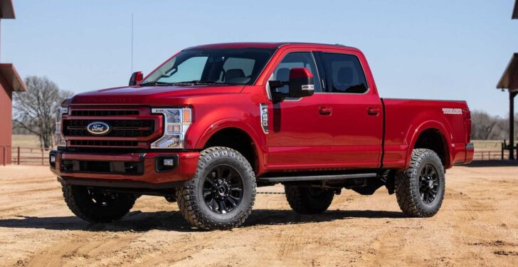 Ford Super Duty. Фото Ford