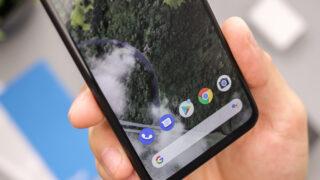 Смартфон Google Pixel. Фото Daniel Romero / Unsplash