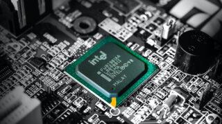 Intel. Фото Slejven Djurakovic / Unsplash