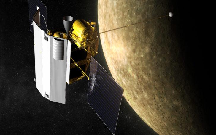 Космический аппарат MESSENGER. Фото Nasa