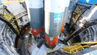 Ракета-носитель «Союз-2.1б». Фото Роскосмос