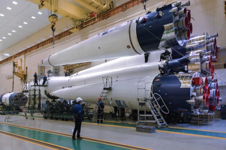 Ракета «Союз-2». Фото Роскосмос