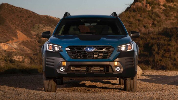 Subaru Outback Wilderness Edition. Фото Subaru