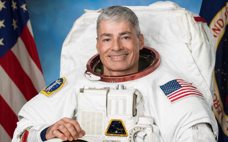 Астронавт NASA Марк Ванде Хай. Фото NASA