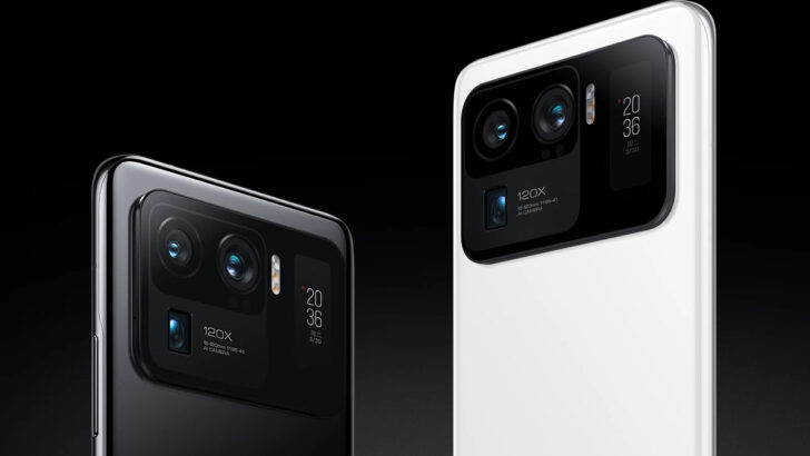 Xiaomi Mi 11 Ultra. Фото Xiaomi