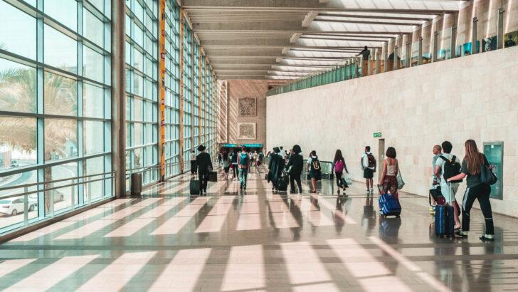 Аэропорт имени Бен-Гуриона, Израиль. Фото Joseph Barrientos / Unsplash