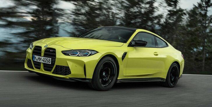 BMW M4 Coupe. Фото BMW