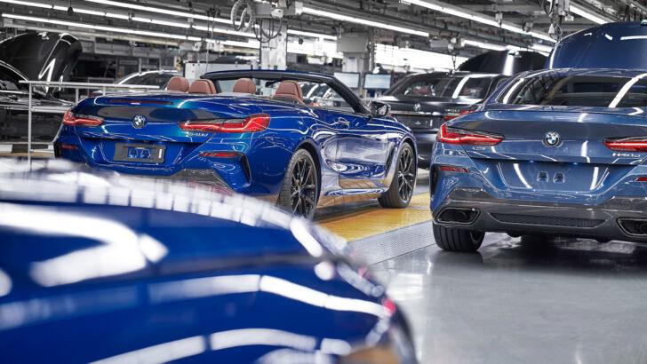 Производство BMW. Фото пресс-службы BMW (CC BY-SA 4.0)