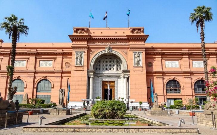 Египетский национальный музей. Фото Olaf Tausch (CC BY 3.0)