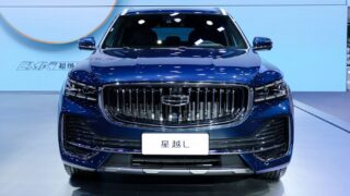 Geely Xingyue L. Фото Geely