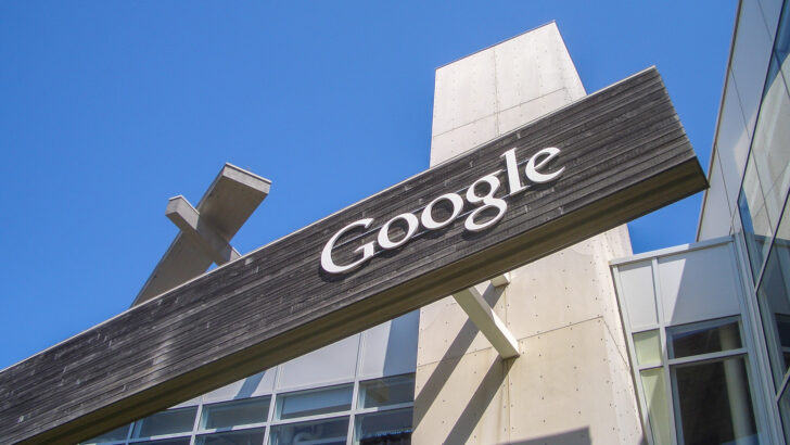 Google. Фото brionv (CC BY-SA 2.0)