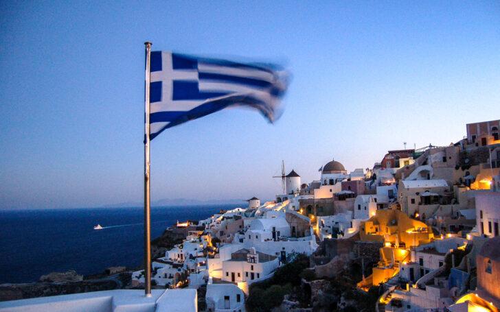 Греция. Фото Matt Artz / Unsplash