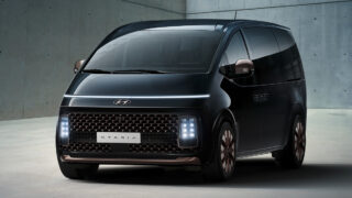 Hyundai STARIA. Фото Hyundai