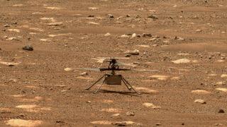 Вертолет Ingenuity. Фото NASA/JPL-Caltech