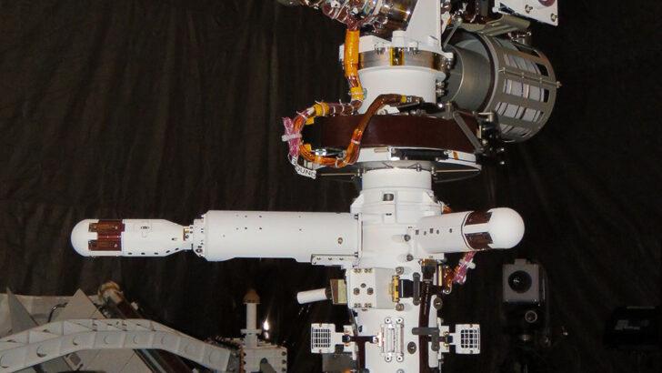 Система MEDA. Фото NASA/JPL-Caltech