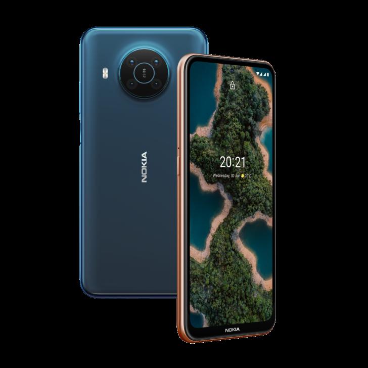 Nokia X20. Фото HMD