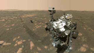Марсоход Perseverance. Фото NASA