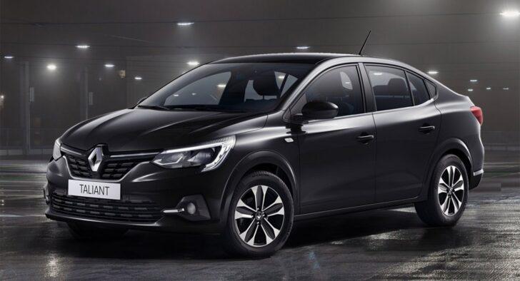 Renault Taliant. Фото Renault