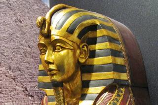 Саркофаг египетской мумии. Фото David Ellis (CC BY-NC-ND 2.0)