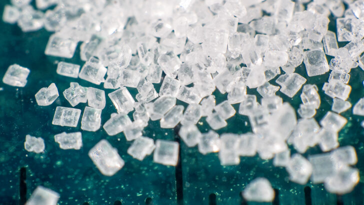 Сахар. Фото Lauri Andler (CC BY-SA 3.0)