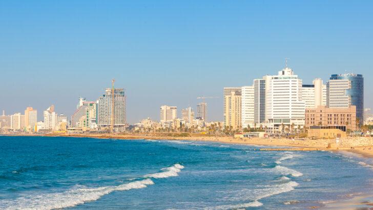 Тель-Авив, Израиль. Фото Yaopey Yong / Unsplash