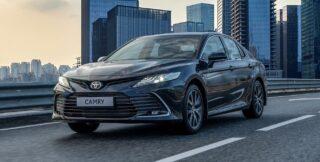 Toyota Camry. Фото Toyota