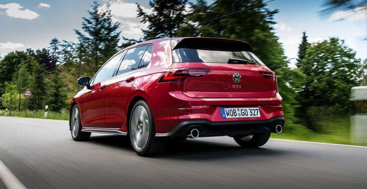 Volkswagen Golf GTI. Фото Volkswagen