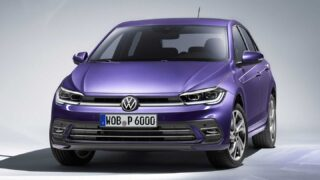 Европейский Volkswagen Polo. Фото Volkswagen