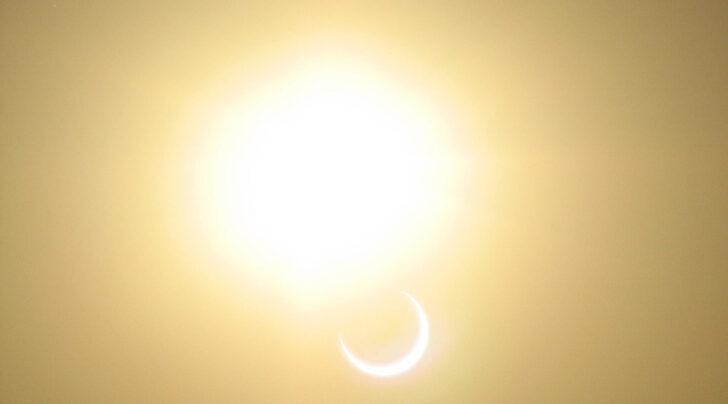 Яркое солнце. Фото warthog9 (CC BY-NC-SA 2.0)