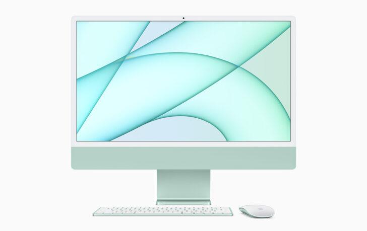 Apple iMac 2021. Фото Apple
