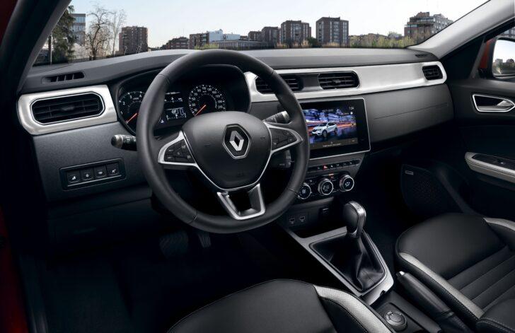 Интерьер Renault Arkana. Фото Renault