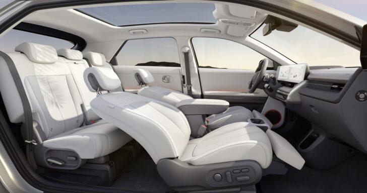 Интерьер Ioniq 5. Фото Hyundai