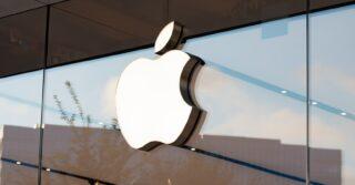 Логотип Apple. Фото Trac Vu / Unsplash