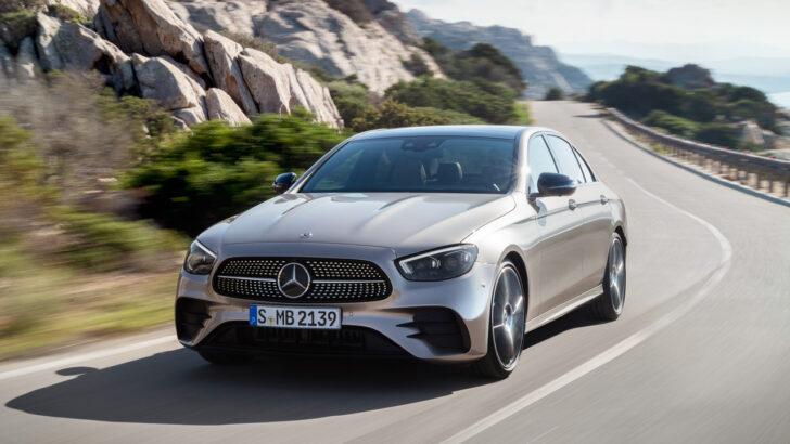 Mercedes-Benz E-Class. Фото Mercedes-Benz