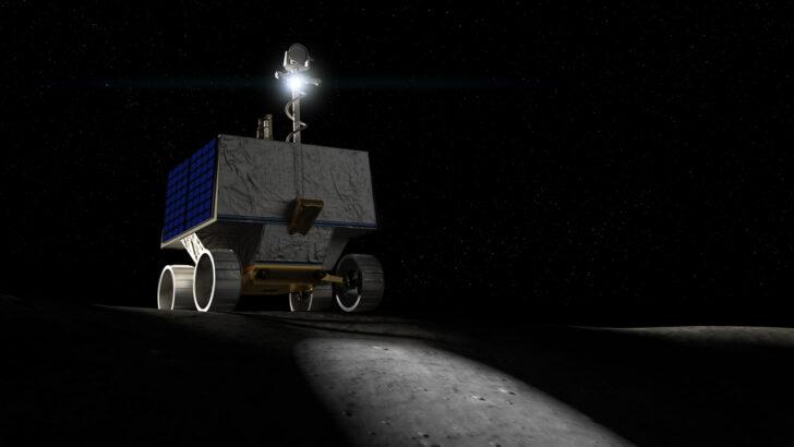 Ровер Viper. Иллюстрация NASA