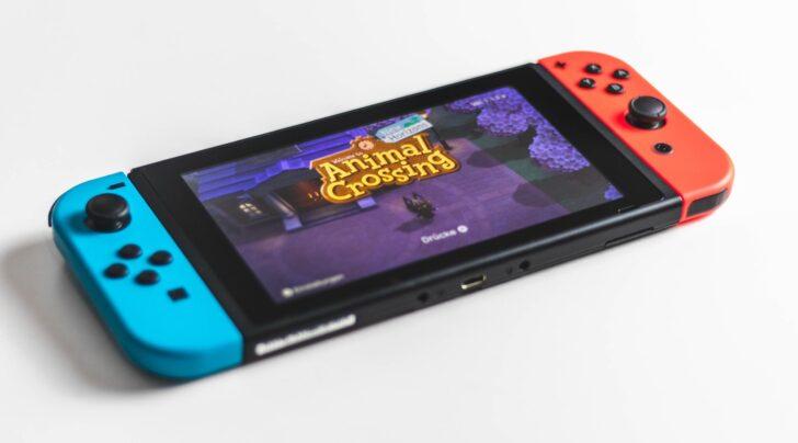 Nintendo Switch. Фото Sara Kurfeß / Unsplash