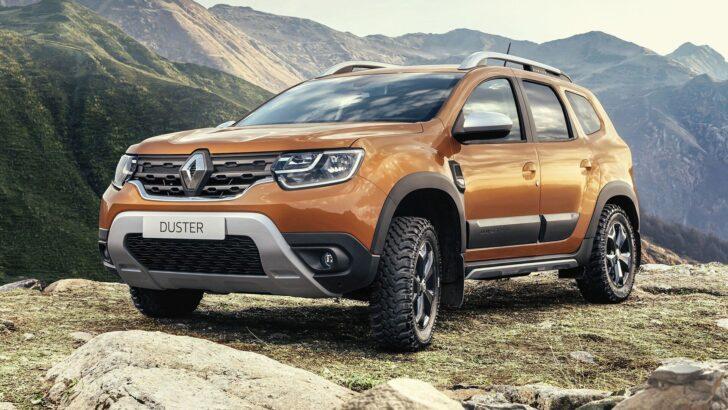 Renault Duster. Фото Renault