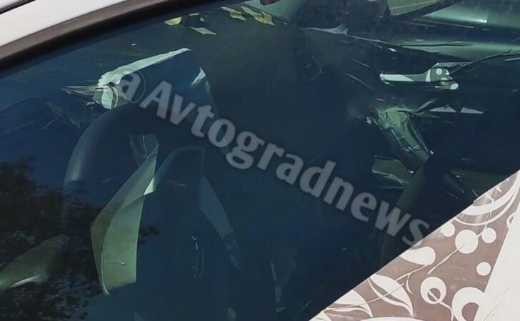 Салон обновленной LADA Vesta. Фото Avtograd News