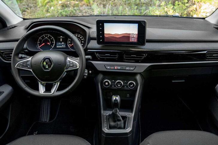Салон Renault Taliant. Фото Renault