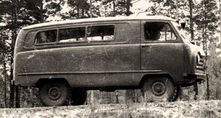УАЗ 450-Б. Фото пресс-служба УАЗа