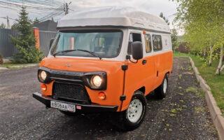 Автодом УАЗ «Байкал». Фото УАЗ