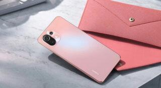 Xiaomi Mi 11. Фото Xiaomi