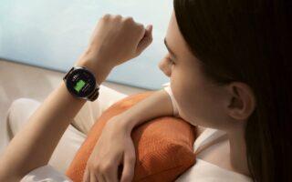 Умные часы от Huawei. Фото Huawei