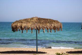 Пляж в Египте. Фото Mariam Tantawi / Unsplash