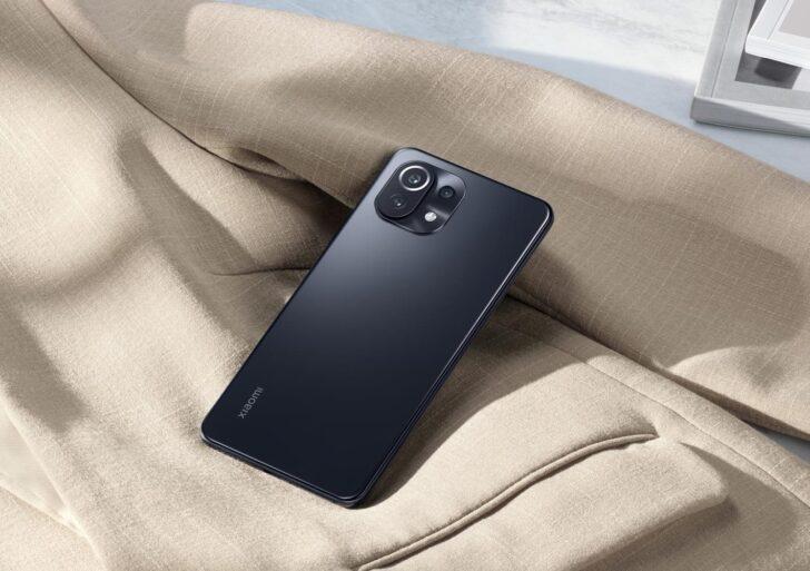 Xiaomi Mi 11 Lite. Фото Xiaomi