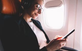 Использование Wi-Fi в самолете