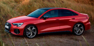 Audi A3 в спецверсии. Фото Audi