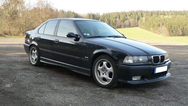 BMW 3-Series e36. Фото Neef — 2