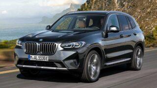 BMW X3. Фото BMW
